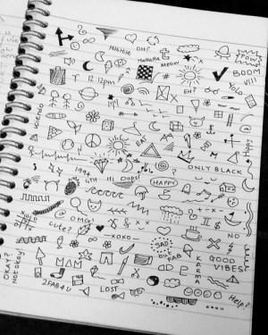 doodles grunge drawings notebook doodle easy simple drawing draw things zeichnen tumbler kawaii zeichnungen kritzeleien hand besuchen kunst diy gemerkt
