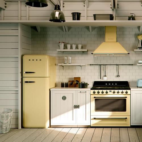 Il blog di Lovli  Smeg ispirazione oldfashion in cucina