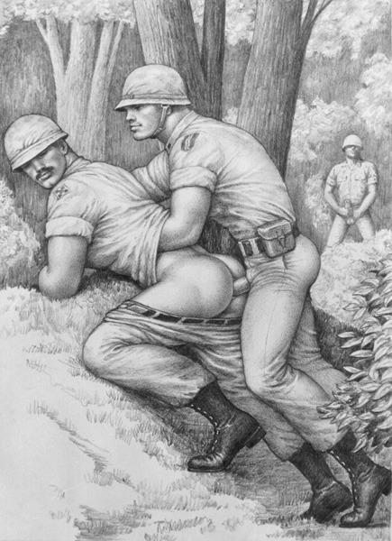 tumblr erotic illustration