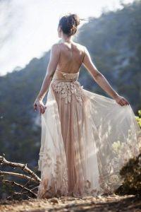 whimsical wedding dress | Tumblr