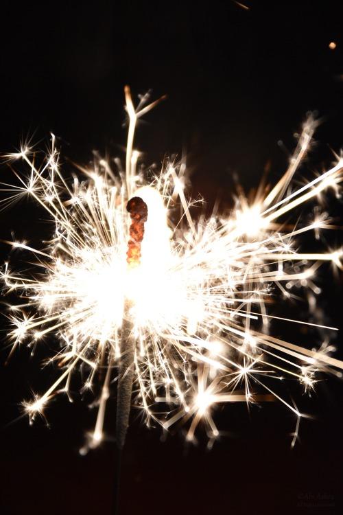 sparklers on Tumblr