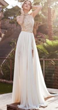 prom dresses ivory | Tumblr