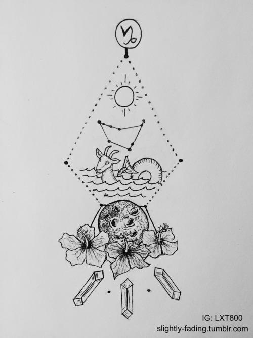Poetry Love Quotes Wallpaper Capricorn Tattoo Tumblr
