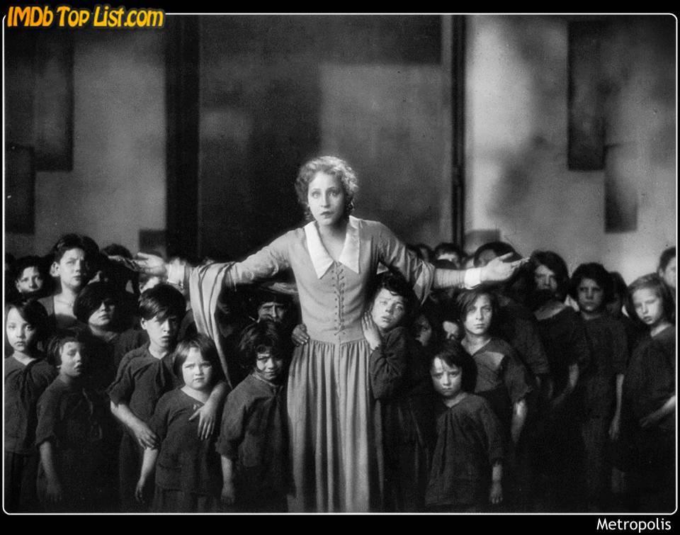 Fritz Lang,Alfred Abel,Brigitte Helm,Gustav Fröhlich,Rudolf Klein-Rogge,Metropolis,1927,sessiz film,Sinema filmi,Siyah Beyaz,Almanya,Weimar Cumhuriyeti,Klasik,Nostalji,Nostaljik Film,Eski Film,Sinema Tarihi,tarihi film,Metropolis filmi,