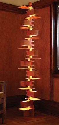 Frank Lloyd Wright Floor Lamp