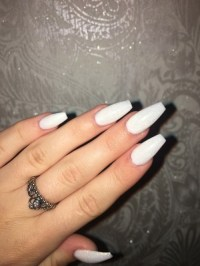 acrylic nails on Tumblr