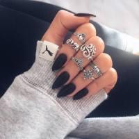 black-nails   Tumblr