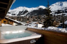 Hotel Nevai - Verbier Switzerland . Luxury