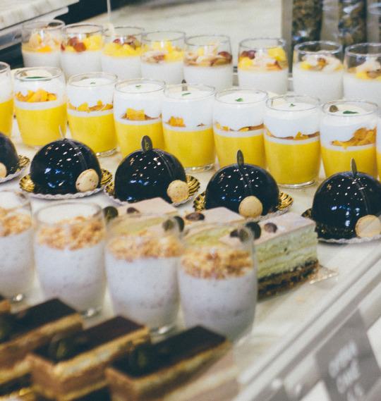 b. patissiere, Best desserts in San Francisco, San Francisco dessert spots, San francisco sweet treats, where to find the best dessert in San Francisco