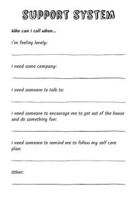 All Worksheets  Self Care Worksheets