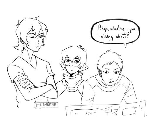 Voltron Draw The Squad