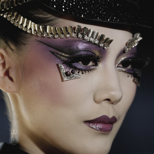 Capitol Look Mao Geping Has Been Called The Best Known Makeup Artist