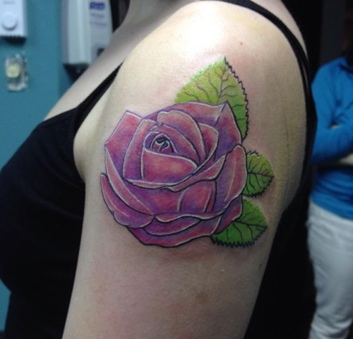 20 Pink Rose Arm Tattoos Tumblr Ideas And Designs