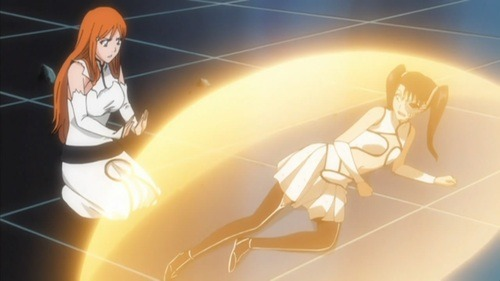 Image result for Orihime healing