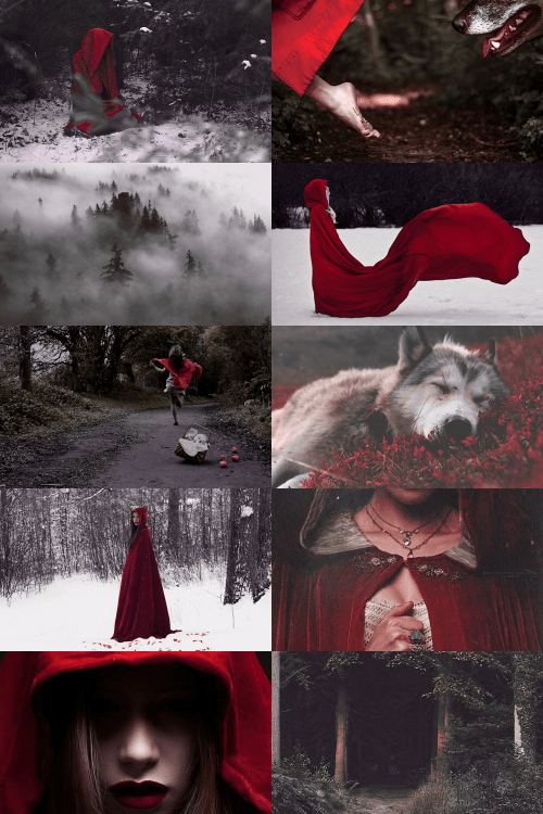 red riding hood on Tumblr