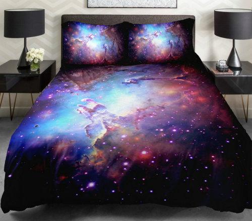 Anlye Galaxy BeddingGalaxy Bedding spread3D Bedding Set