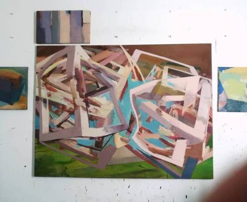 120x160cm, #EggtemperaOil #stateofttheday #oiloncanvas #oilpainting #instaart #painting #contemporaryart #peinture #fineart #berlinart #christophkern #malerei #contemporarypainting #abstractart