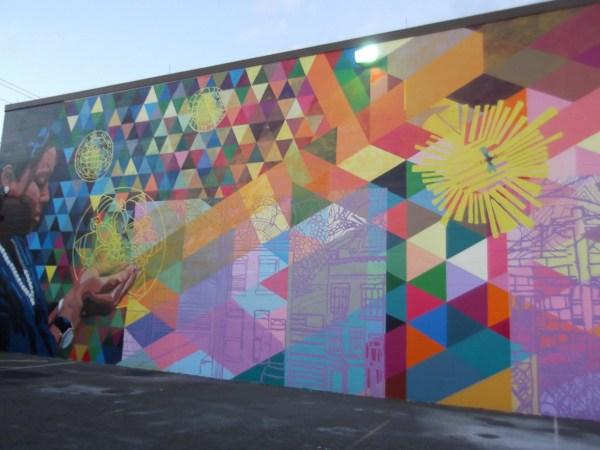 Mural Arts Education Edison Field Trip Of