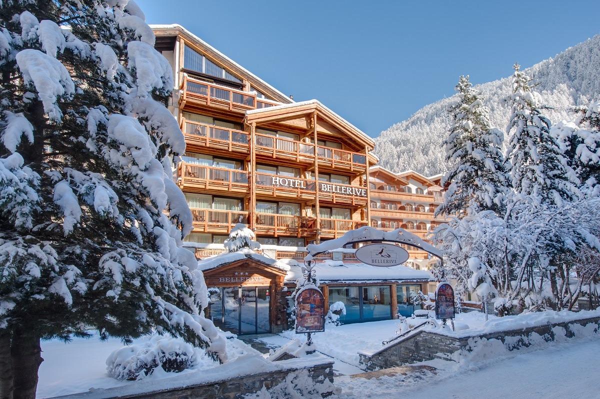 Wallpapers Snow House Car Warm Bellerive Superior Zermatt Switzerland Luxury