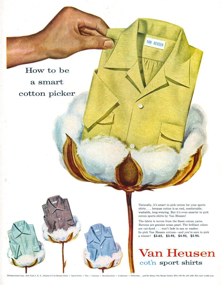 Van Heusen - published in Life - June 8, 1953