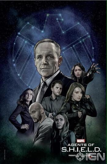 NEW AGENTS OF SHIELD SEASON 5 POSTER
