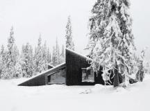 archatlas: Cabin Vindheim Vardehaugen AS Cabin... | THE KHOOLL