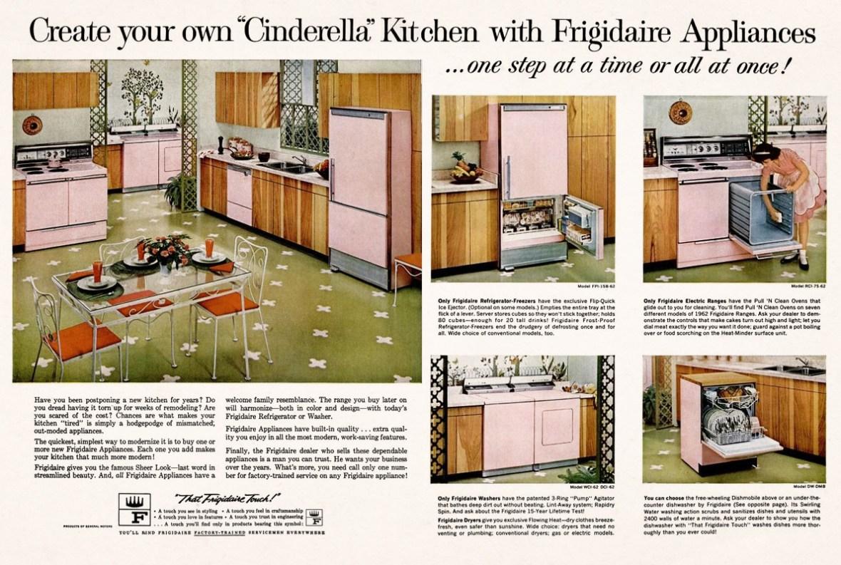 Frigidaire - 1961