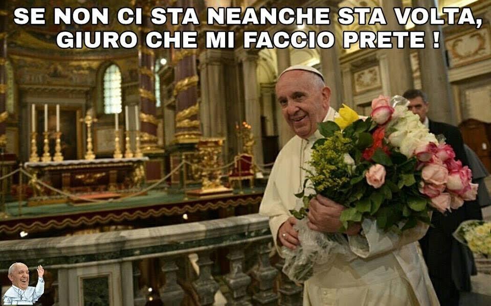 Papa Francesco dice cose – ultimi romantici