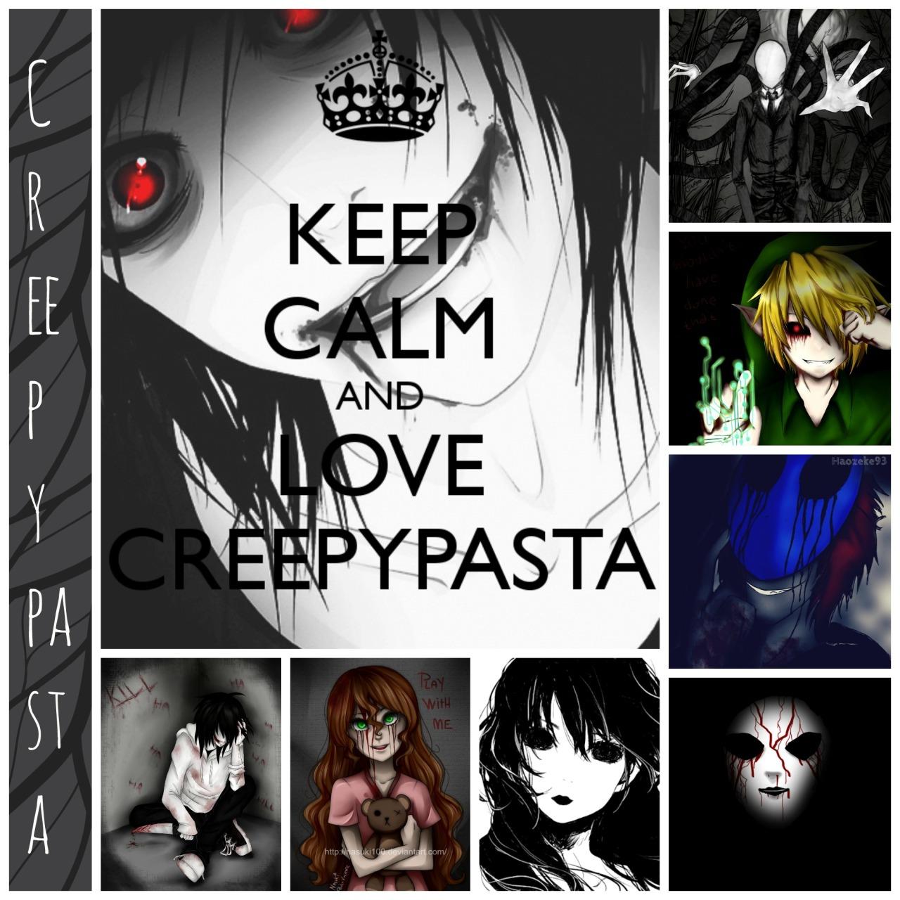 Keep Calm And Love Creepypasta Proxy
