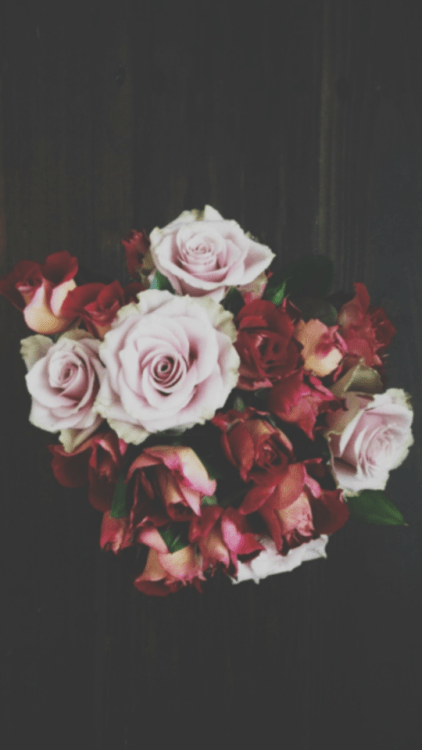 Cute Floral Wallpaper For Iphone Grunge Themes Tumblr