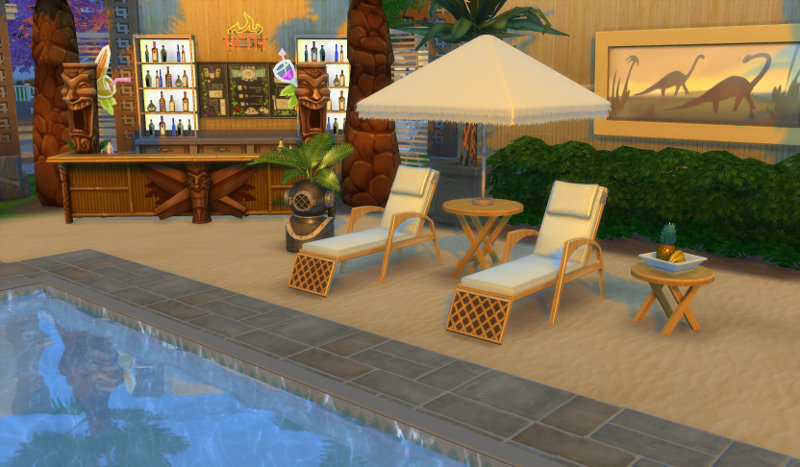Lana CC Finds  leanderbelgraves Beach Living Outdoor Set