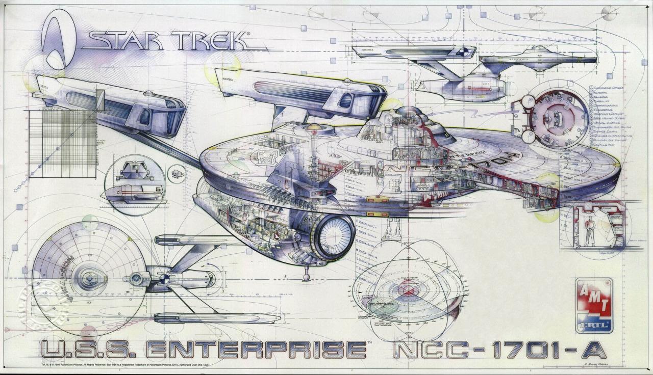 2014 Star Wall Calendar Ships 2014 Line Trek