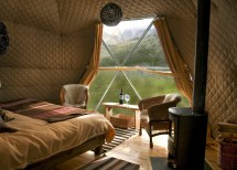 Under Dome 6 Quirky Accommodations Luxury