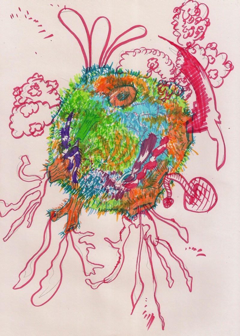 [ MOUMU ART ] 菌類 moumudo.com