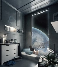 futuristic room | Tumblr
