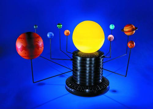 giant solar system model - photo #37