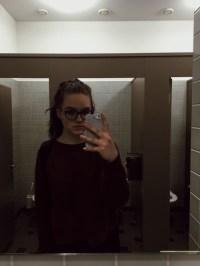 mirror selfies in public   Tumblr
