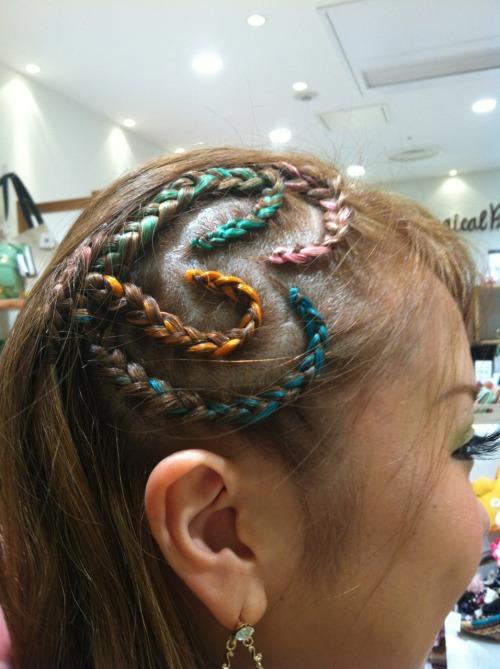 cool braids on Tumblr