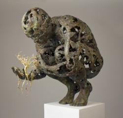 love02bthings:sculpture george triggs ravengardart