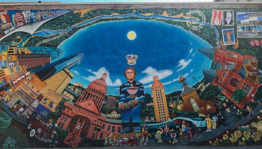Austin murals, Instagrammable austin murals, austin street art, austin graffiti, texas