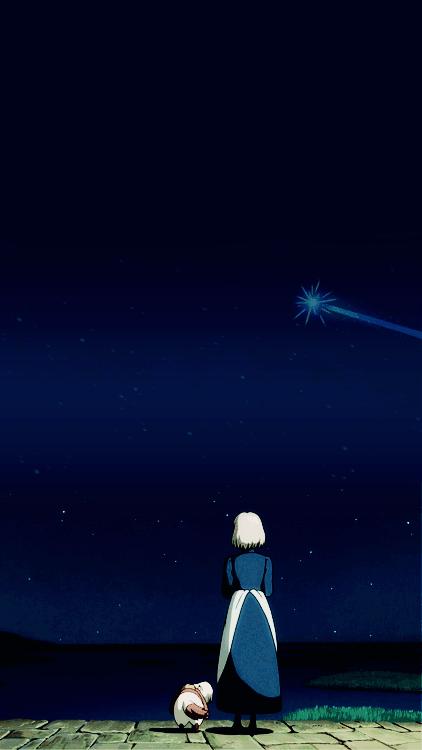 Cute Anime Cartoon Wallpaper Ghibli Wallpapers Tumblr