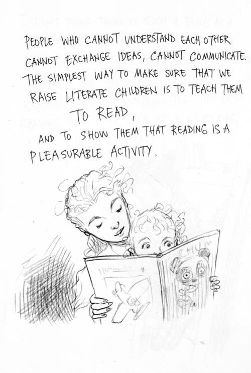 chrisriddellblog: Neil Gaiman on Libraries and Librarians