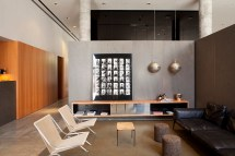Hotel Americano - York City Ny Usa Housed In