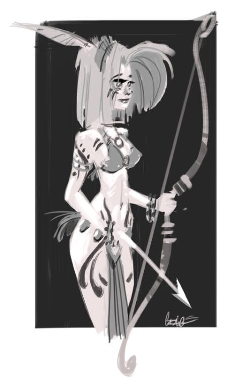 Artist: Craig Harrishttp:\www.theartofcraig.tumblr.com