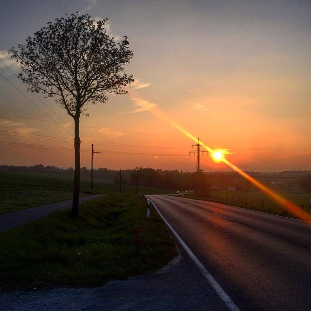 Am Obersee, Bielefeld. ☀️#photooftheday #onephotoaday #photography #iphoneonly #iphonephotography #iphonography #colorphotography #nature #natur #naturfotografie #naturephotography #landscape #sunset #sonnenuntergang #sonne #sun #bridge #brücke #viadukt #obersee #oberseebielefeld #bielefeld #owl #teutoburgerwald (hier: Bielefeld, Germany)