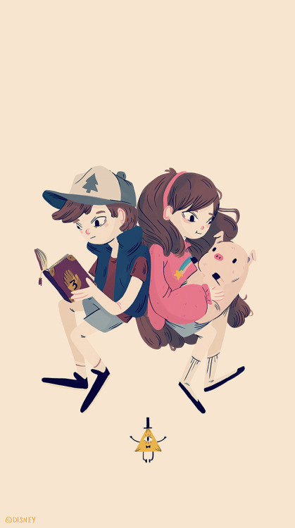 Gravity Falls Dipper And Wendy Wallpaper Gravity Falls Wallpapers Tumblr