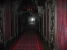 Haunted Mansion Backstage Disneyland Endless Hallway