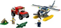 LEGO Minifigures - LEGO City: Swamp Police  Water Plane ...
