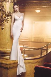understated wedding dress | Tumblr