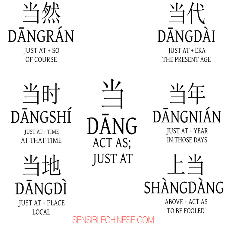 Sensible Chinese